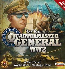 ARES ENTERTAINMENT QUARTERMASTER GENERAL WW2