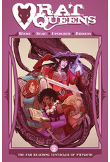 IMAGE COMICS RAT QUEENS TP VOL 02 FAR REACHING TENTACLES OF NRYGOTH