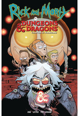 ONI PRESS INC. RICK AND MORTY VS DUNGEONS & DRAGONS TP VOL 02 PAINSCAPE