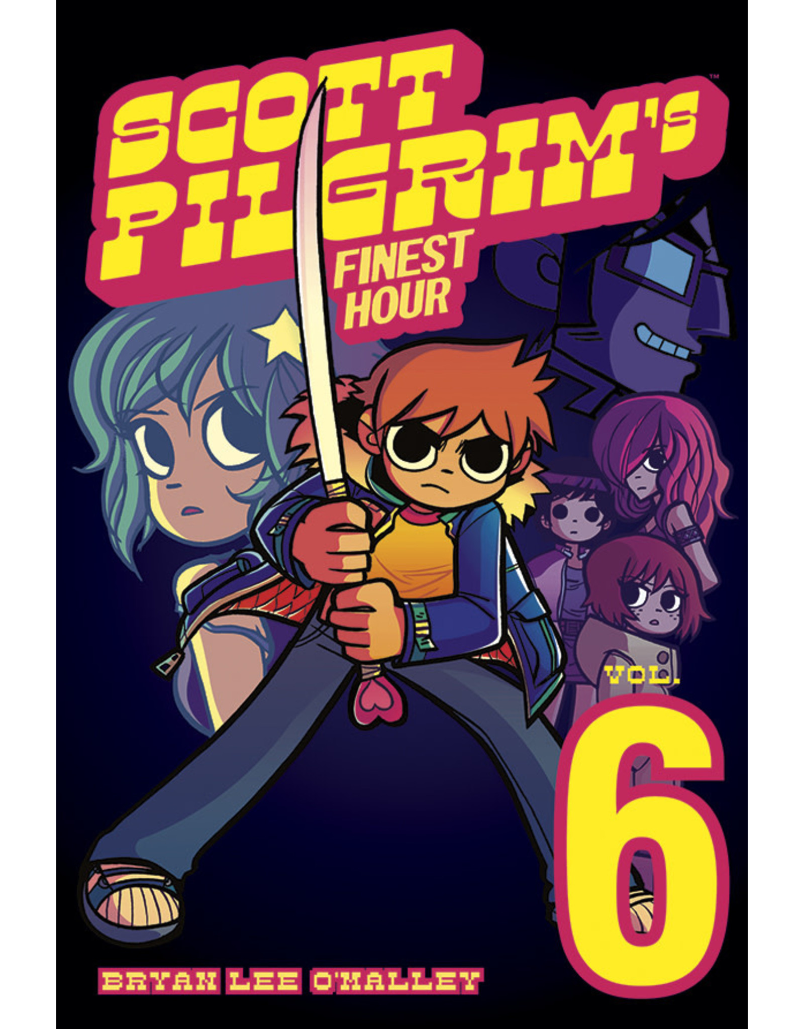 ONI PRESS INC. SCOTT PILGRIM GN VOL 06 FINEST HOUR