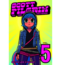 ONI PRESS INC. SCOTT PILGRIM GN VOL 05 VS THE UNIVERSE