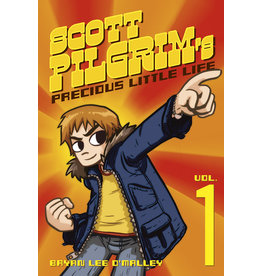 ONI PRESS INC. SCOTT PILGRIM GN VOL 01 PRECIOUS LITTLE LIFE