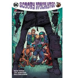 DC COMICS SCOOBY APOCALYPSE TP VOL 02