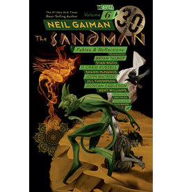 DC COMICS SANDMAN TP VOL 06 FABLES & REFELCTIONS 30TH ANNIV ED
