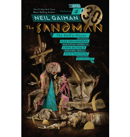 DC COMICS SANDMAN TP VOL 02 THE DOLLS HOUSE 30TH ANNIV ED