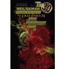 DC COMICS SANDMAN TP VOL 01 PRELUDES & NOCTURNES 30TH ANNIV ED