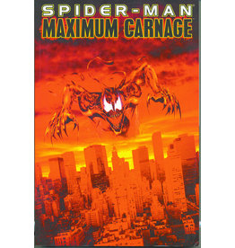 MARVEL COMICS SPIDER-MAN MAXIMUM CARNAGE TP