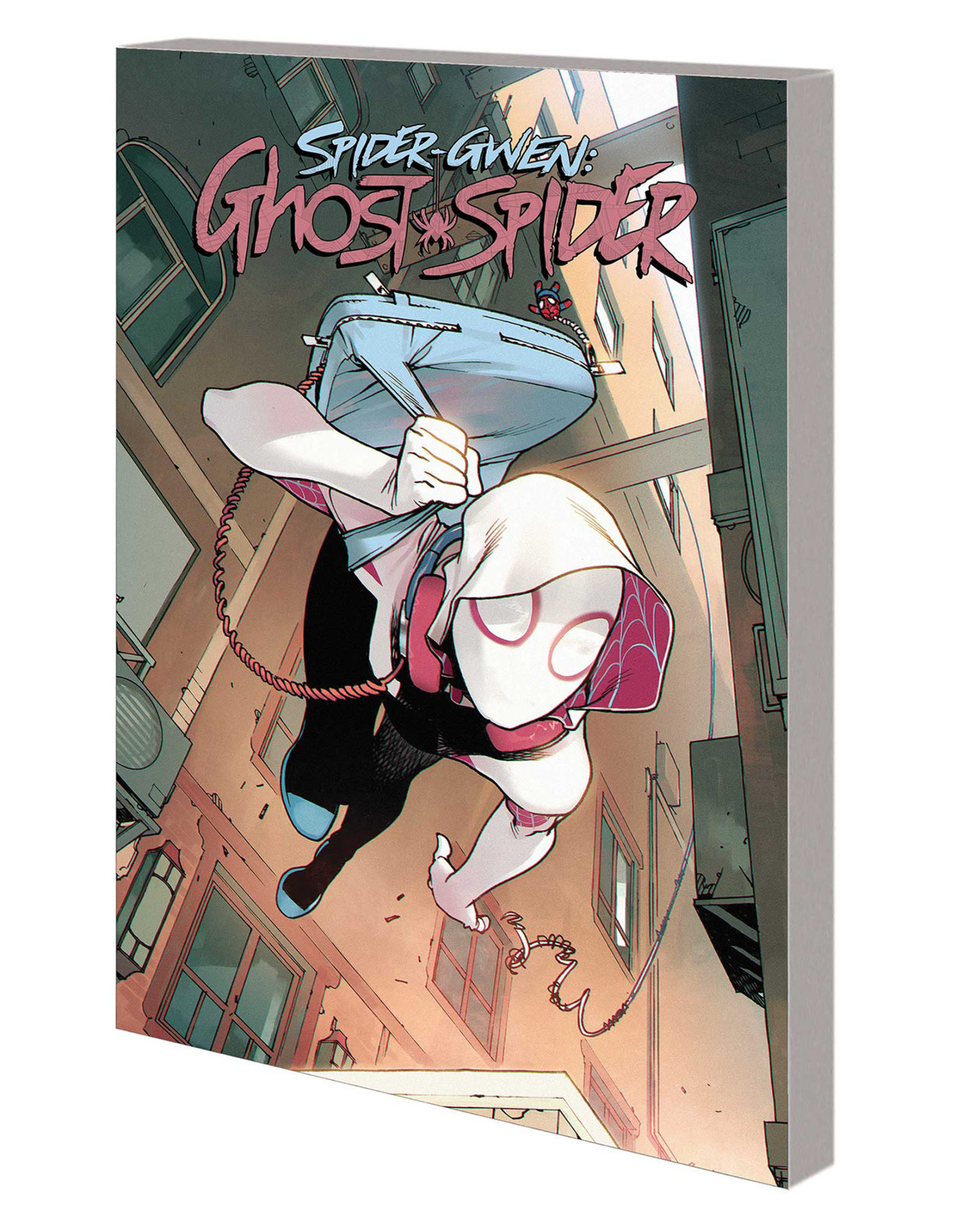 MARVEL COMICS SPIDER-GWEN GHOST-SPIDER TP VOL 01 SPIDER-GEDDON