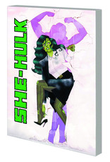 MARVEL COMICS SHE-HULK TP VOL 01 LAW AND DISORDER