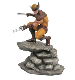 DIAMOND SELECT TOYS LLC MARVEL GALLERY WOLVERINE COMIC PVC FIGURE