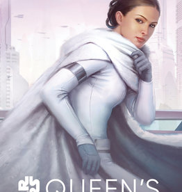 DISNEY LUCASFILM PRESS STAR WARS QUEENS SHADOW SC NOVEL