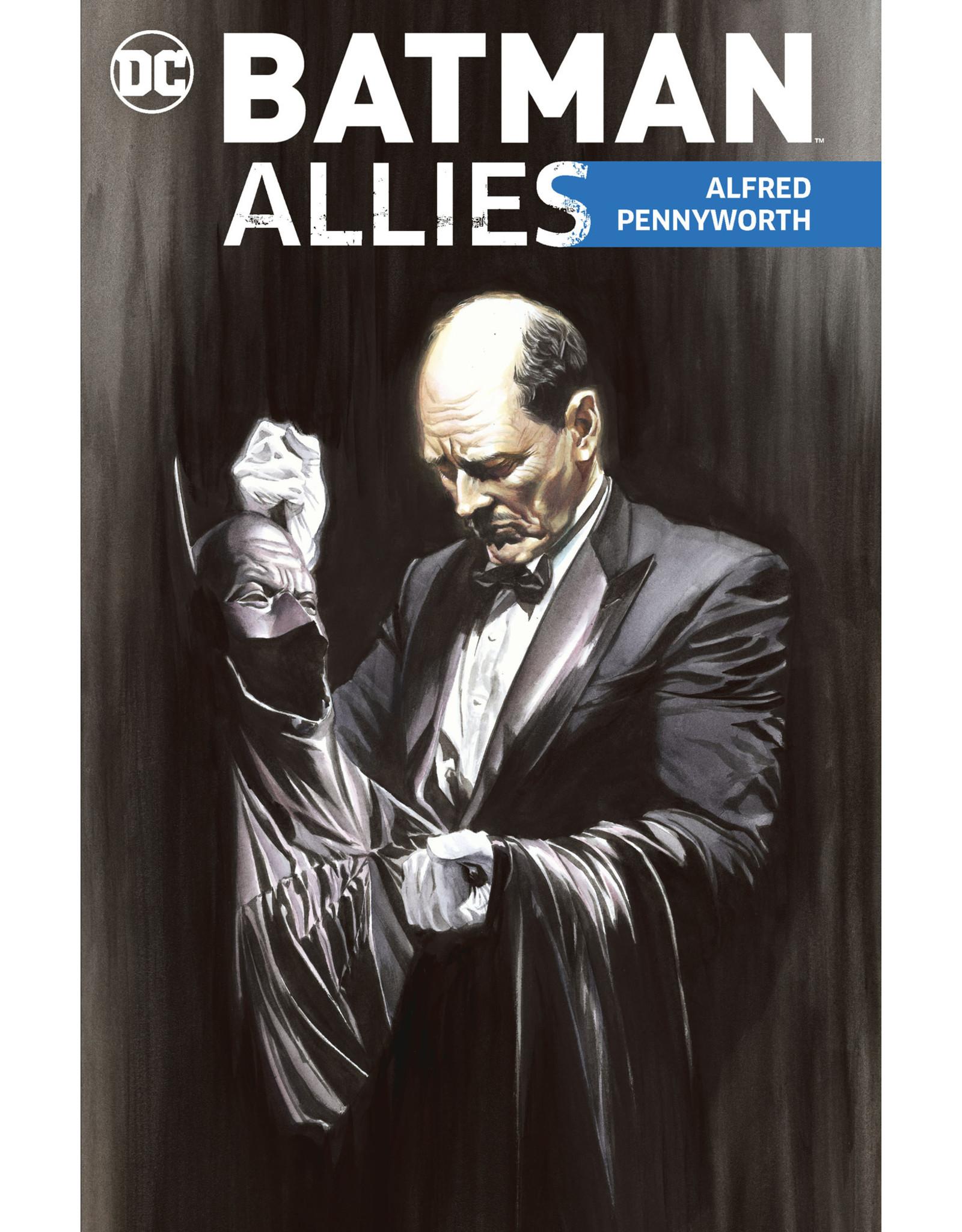 DC COMICS BATMAN ALFRED PENNYWORTH TP