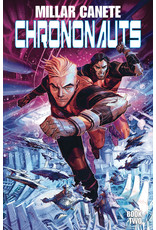 IMAGE COMICS CHRONONAUTS TP VOL 02