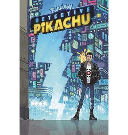LEGENDARY COMICS POKEMON DETECTIVE PIKACHU MOVIE GN