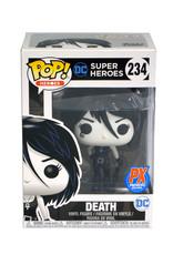 FUNKO POP HEROES DC DEATH PX VINYL FIGURE