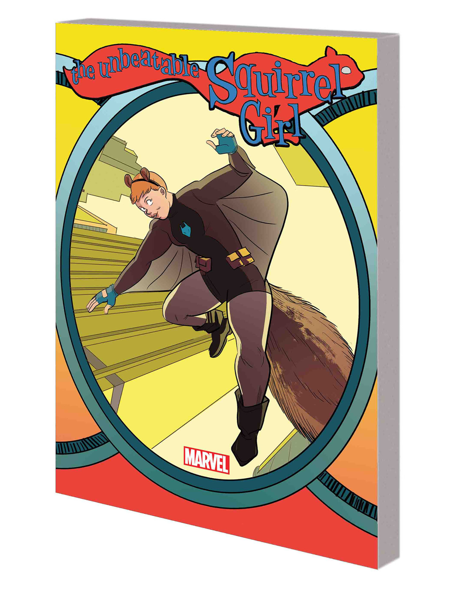 MARVEL COMICS UNBEATABLE SQUIRREL GIRL TP VOL 06 WHO RUN THE WORLD