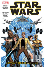 MARVEL COMICS STAR WARS TP VOL 01 SKYWALKER STRIKES