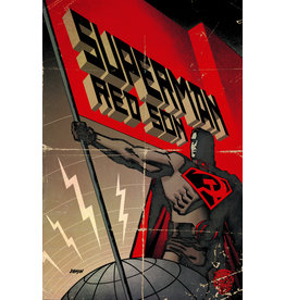 DC COMICS SUPERMAN RED SON TP NEW EDITION
