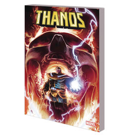MARVEL COMICS THANOS WINS BY DONNY CATES TP