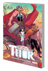 MARVEL COMICS MIGHTY THOR TP VOL 01 THUNDER IN HER VEINS