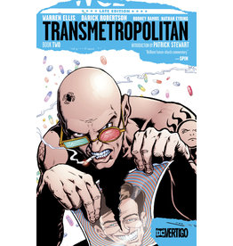 DC COMICS TRANSMETROPOLITAN TP BOOK 02