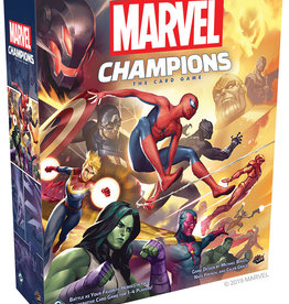 FANTASY FLIGHT GAMES MARVEL CHAMPIONS