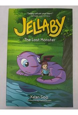 CAPSTONE PRESS JELLABY CAPSTONE ED GN VOL 01 LOST MONSTER