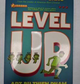 :01 FIRST SECOND LEVEL UP SQUARE FISH ED GN