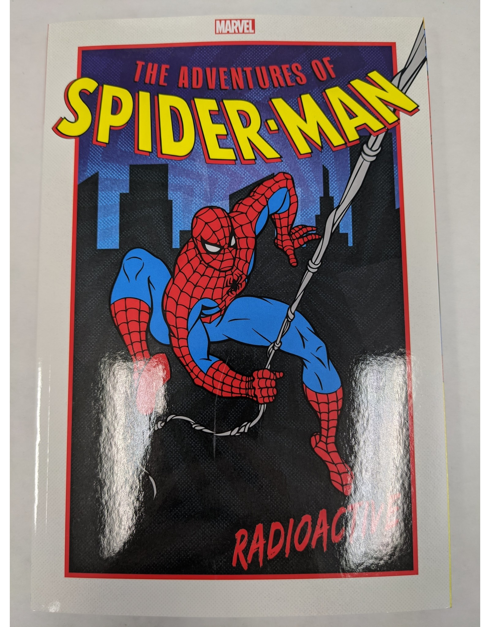 MARVEL COMICS ADVENTURES OF SPIDER-MAN GN TP RADIOACTIVE