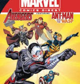 ARCHIE COMIC PUBLICATIONS MARVEL COMICS DIGEST #7 ANT-MAN