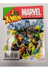 ARCHIE COMIC PUBLICATIONS MARVEL COMICS DIGEST #4 X-MEN