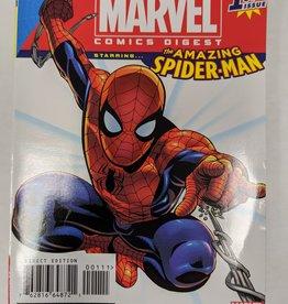 ARCHIE COMIC PUBLICATIONS MARVEL COMICS DIGEST #1 AMAZING SPIDER-MAN