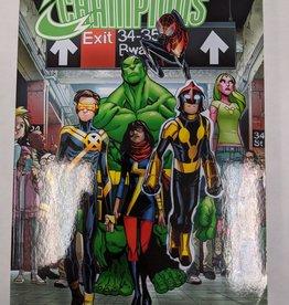 MARVEL COMICS CHAMPIONS GN TP WE STILL NEED HEROES
