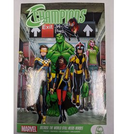 MARVEL COMICS CHAMPIONS GN TP WE STILL NEED HEROES