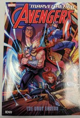 IDW PUBLISHING MARVEL ACTION AVENGERS TP BOOK 02 RUBY EGRESS