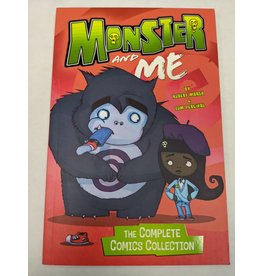 STONE ARCH BOOKS MONSTER AND ME COMPLETE COLLECTION GN