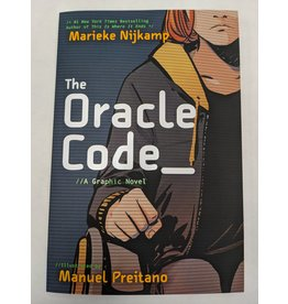 DC COMICS ORACLE CODE TP