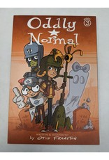 IMAGE COMICS ODDLY NORMAL TP VOL 03
