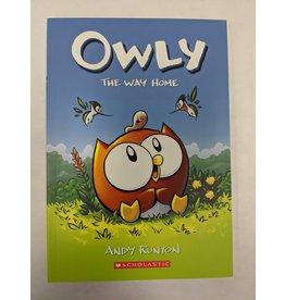 GRAPHIX OWLY COLOR ED GN VOL 01 WAY HOME