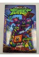 IDW PUBLISHING TMNT RISE OF THE TMNT TP VOL 02 BIG REVEAL