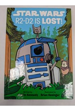 DISNEY LUCASFILM PRESS STAR WARS R2-D2 IS LOST HC