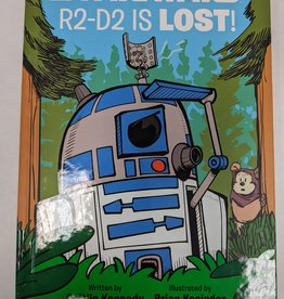 DISNEY LUCASFILM PRESS STAR WARS R2-D2 IS LOST HC