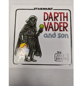 CHRONICLE BOOKS DARTH VADER AND SON HC