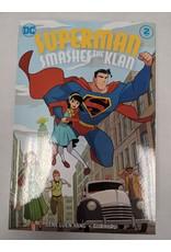 DC COMICS SUPERMAN SMASHES THE KLAN #2 (OF 3)