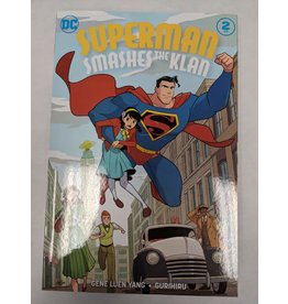 DC COMICS SUPERMAN SMASHES THE KLAN #2 (OF 3)