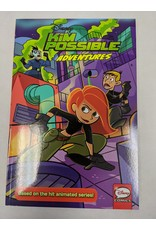 IDW PUBLISHING KIM POSSIBLE ADVENTURES MOZZARELLO