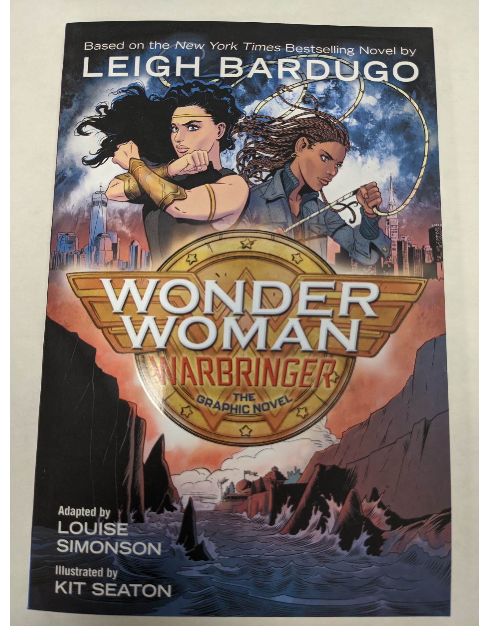 DC COMICS WONDER WOMAN WARBRINGER TP