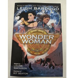 DC COMICS WONDER WOMAN WARBRINGER TP