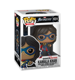 FUNKO POP MARVEL GAMERVERSE KAMALA KAHN VINYL FIG