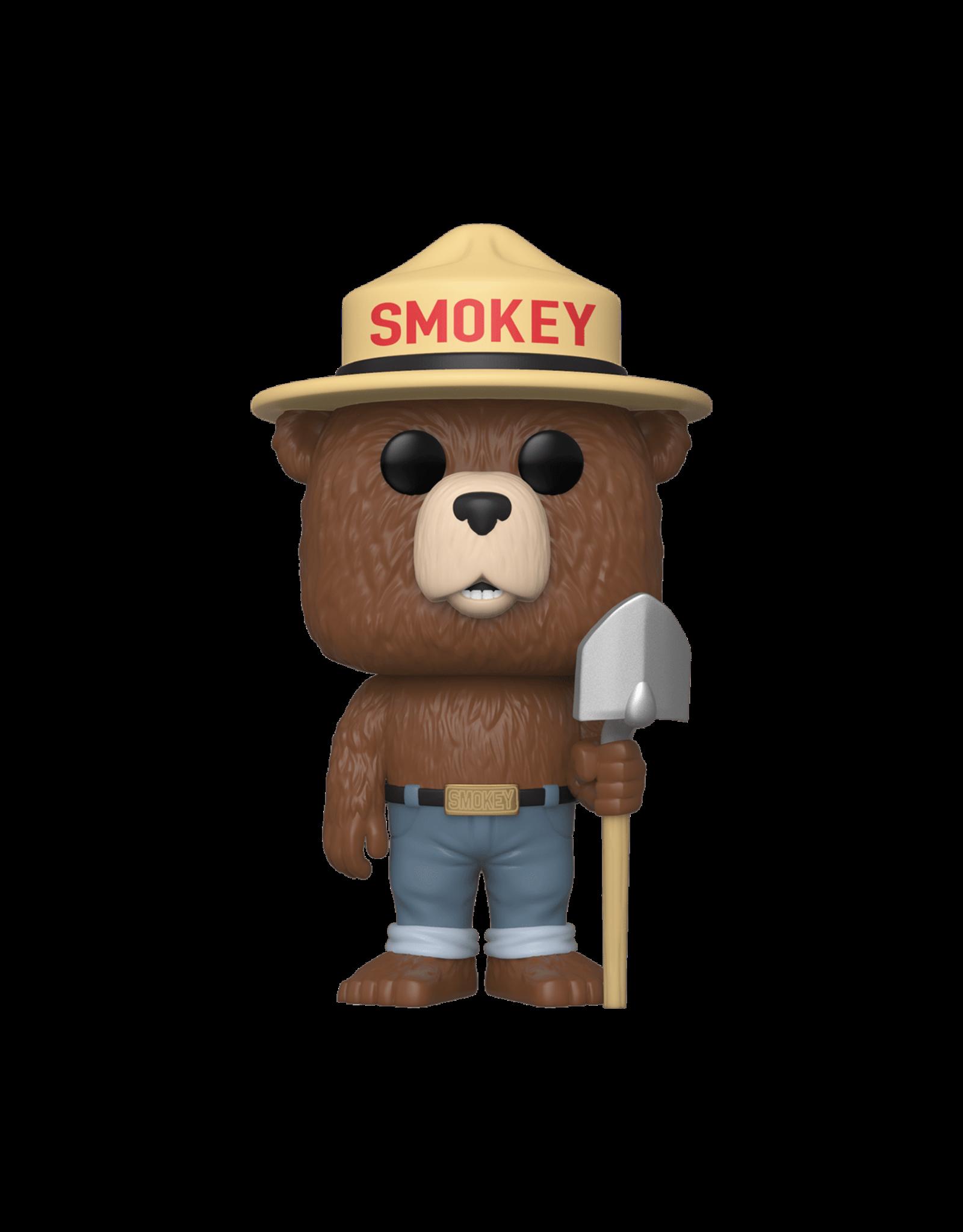 FUNKO POP ICONS SMOKEY BEAR VINYL FIG